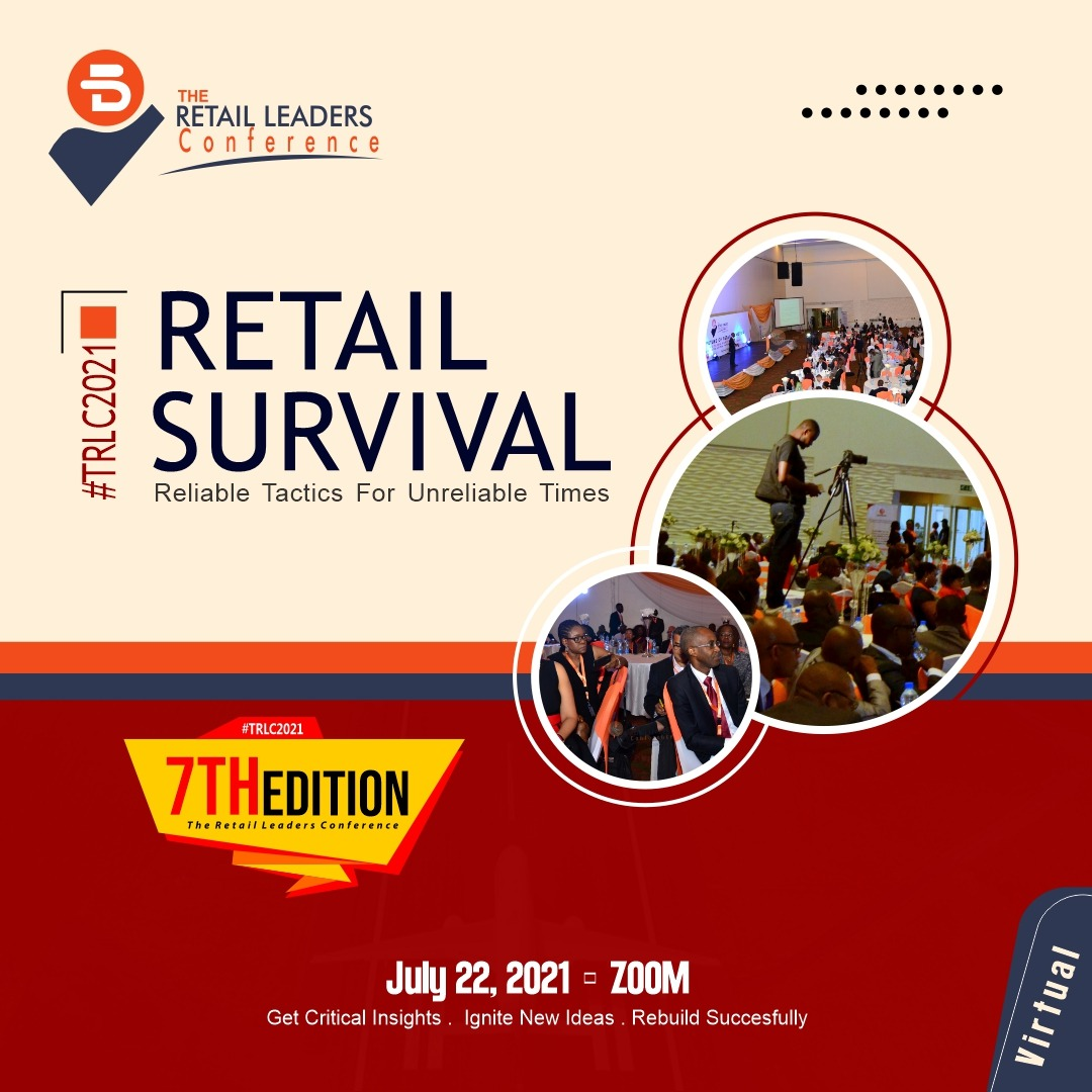 Invitation To The Retail Leaders Conference - TRLC 2021
